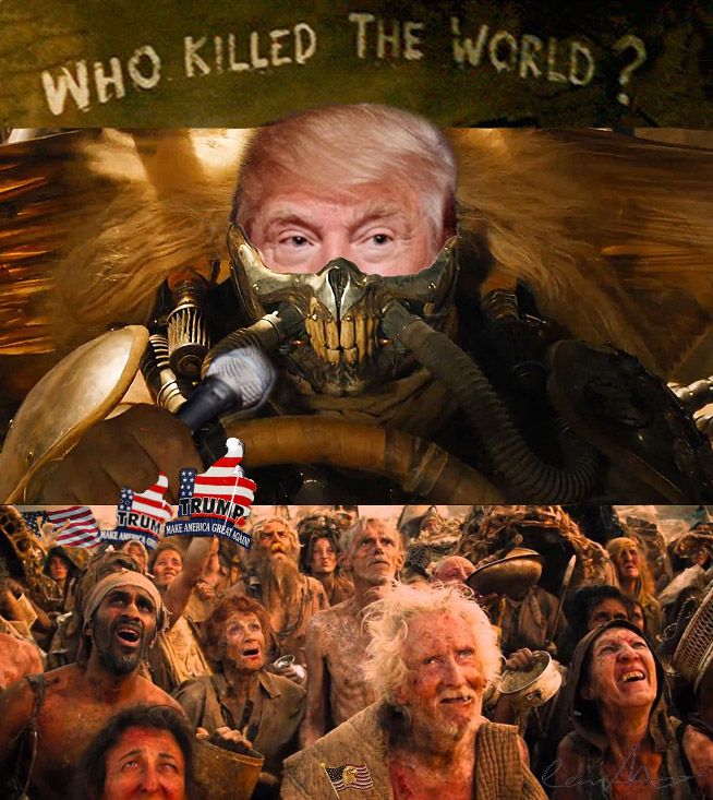 Who Killed The World